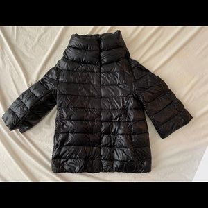 Herno Aminta 3/4 Length Down Jacket